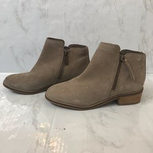 BLONDO Tan Waterproof Ankle Boots (6)